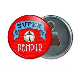 Décapsuleur 6cm Aimant Magnet Super POMPIER