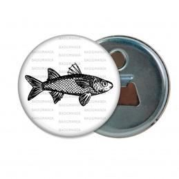 Décapsuleur 6cm Aimant Magnet Poisson - Animal Symbole Marin