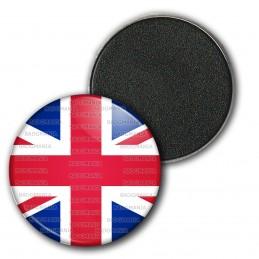 Magnet Aimant Frigo 3.8cm Drapeau Royaume-Uni Union Jack Flag Angleterre Anglais