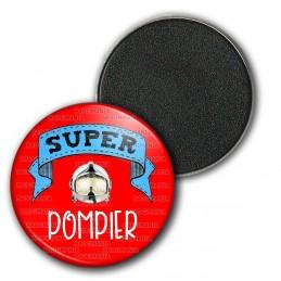 Magnet Aimant Frigo 3.8cm Super POMPIER