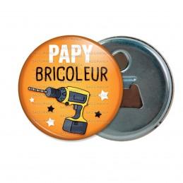 Décapsuleur 6cm Aimant Magnet Papy Bricoleur - Perceuse